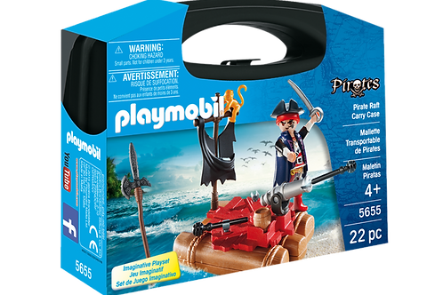 Playmobil - Pirate carry case