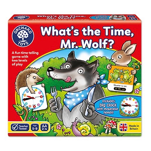 Orchard Game - Whats the time Mr Wolf