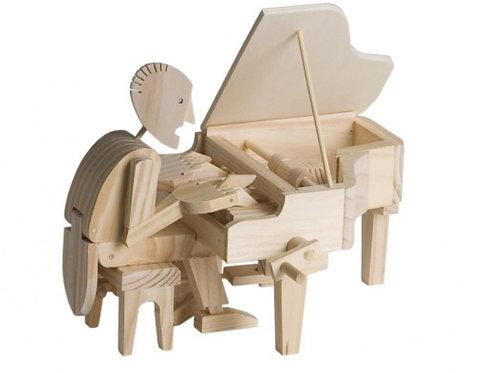 Pianist - Timberkits