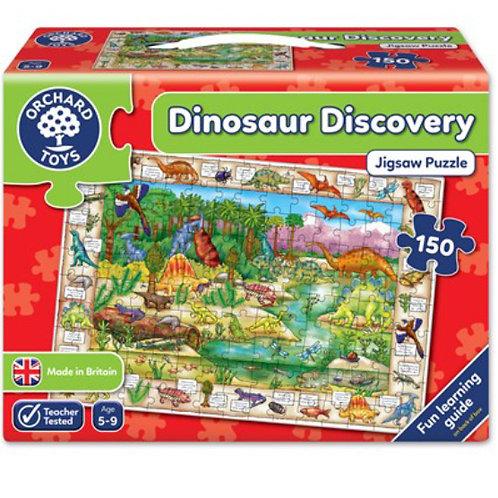 Orchard Jigsaw - Dinosaur Discovery