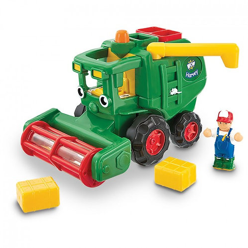 Wow Harvey harvester toy