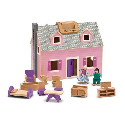 Melissa - Fold and Go dollhouse