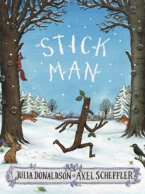 Children Books - Stickman