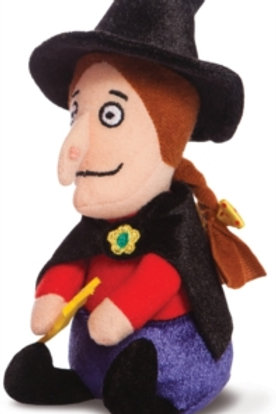 Children Character - Room in the broom witch 6in