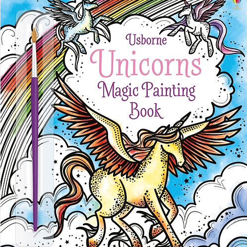 Usborne - Magic Painting Unicorns