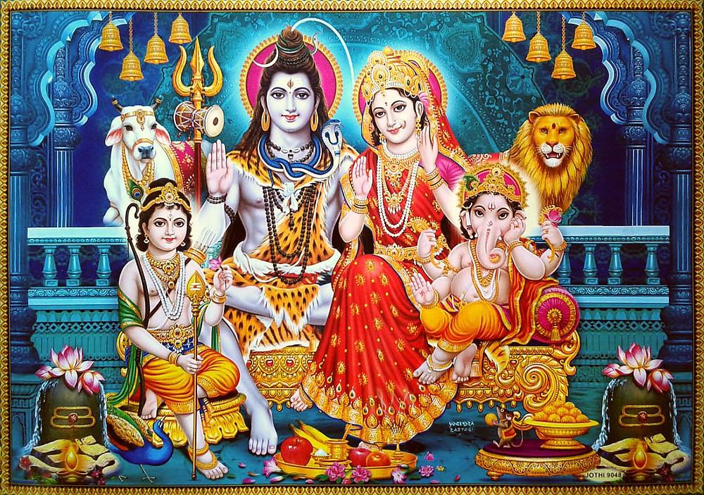 familia ganesha