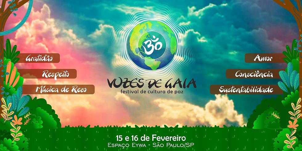 Festival Vozes de Gaia - 1ª Edição