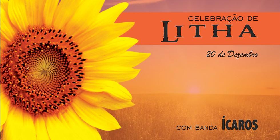 Celebração de Litha com banda Ícaros
