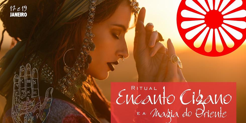 Ritual Encanto Cigano e a Magia do Oriente ***ESGOTADO***