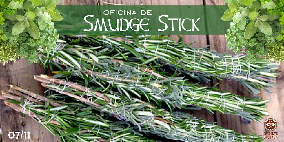 Oficina de Smudge Stick