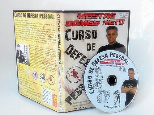 CURSO DE DEFESA PESSOAL EM DVD Volume I