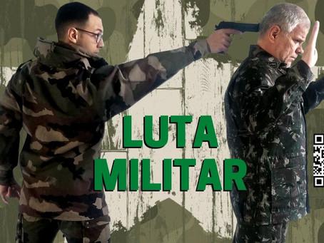 COMBATE CORPO A CORPO EM LUTA MILITAR