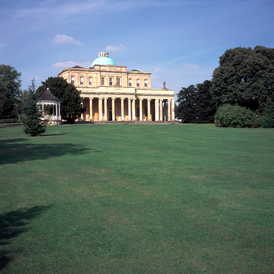 Did you know...Pittville Pump Room was the centrepiece of a 100 acre planned development.