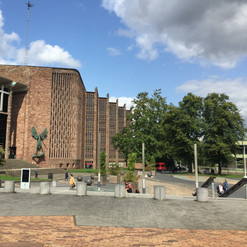 Did you know...Coventry Cathedral is just one of three cathedrals in the city.