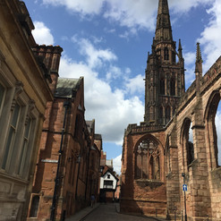 Did you know...much of Coventry may look new but the city is one of the oldest and most important cities in the country.