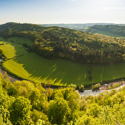 Did you know...the Wye Valley was the first ever English tourist destination.