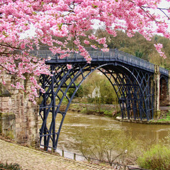 Did You know...the Ironbridge Gorge is a World Heritage Site.
