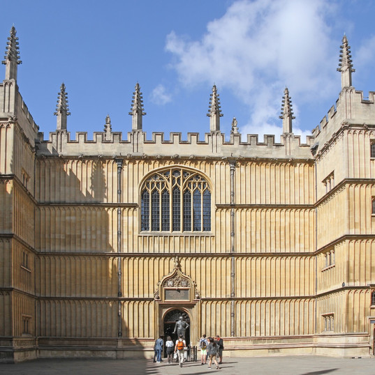 Did you know...the Bodleian LIbrary was used as a set for the Harry Potter films