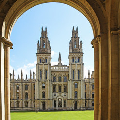 Did you know...Oxford University is made up of almost 40 colleges.