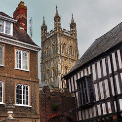 Did you know...Saxons, Normans and Tudors have left their mark on this ancient city.