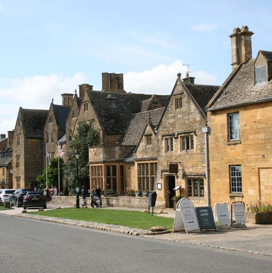 Did you know...the current Lygon Arms in Broadway dates from the same year the Mayflower sailed for America.