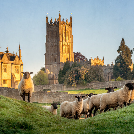 Did you know...Chipping Campden has the mediaeval equivalent of a car wash - for carts.