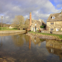 Did you know...Lower Slaughter has nothing to do with death, the name simply means muddy place.
