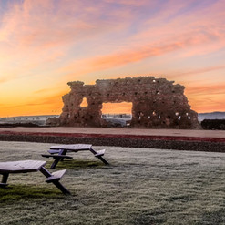 Did You Know...Wroxeter, just outside Shrewsbury, was once the fourth largest Roman town in the country.