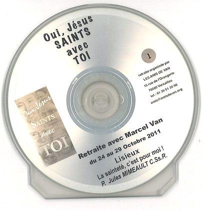 """CD 1 : """"La Sainteté, c'est pour moi"""""""