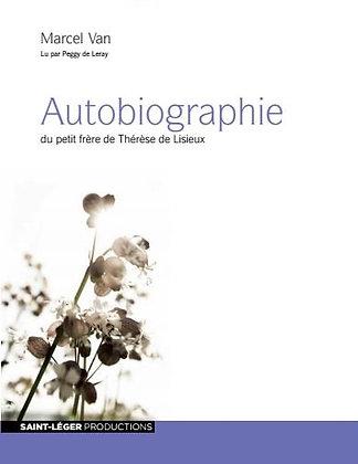 L'autobiographie en livre audio