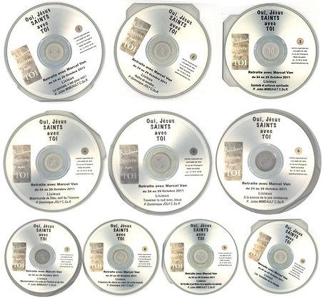 Les 10 CD de la Retraite