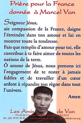 La prière pour la France (Visuel 3)