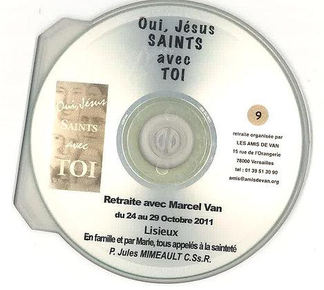 """CD 9 : """"En famille et par Marie, tous appelés à la Sainteté"""""""