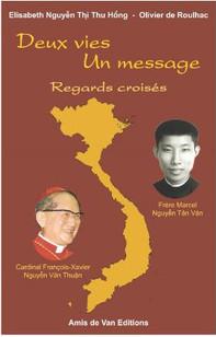 Regards croisés de Van et du Cardinal Thuan