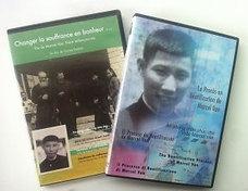 Les 2 DVD au format américain (NTSC)