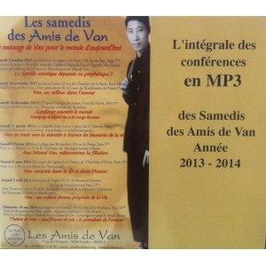 MP3 des 8 conférences