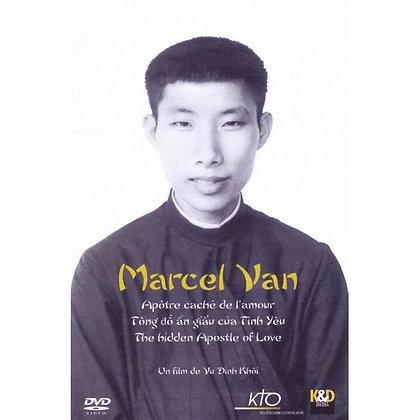 DVD Tông đồ ẩn giẩu của Tình Yêu / Marcel Van, apôtre caché de l'amour