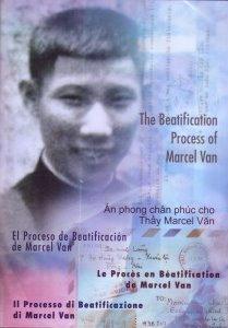 """DVD """"The beatification process of Marcel Van"""""""