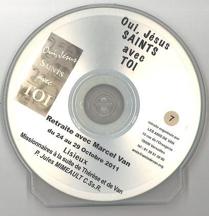 """CD 7 : """"Missionnaires à la suite de Ste Thérèse et Van"""" par le père J. Mimeault"""