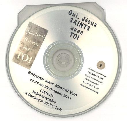 """CD 2 : """"Naître et renaître..."""" par le père Dominique Joly"""