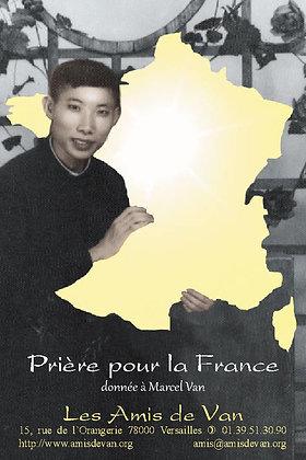 La prière pour la France (Visuel 1)