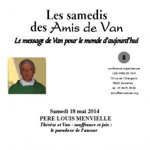 """CD n°8: """"Thérèse et Van - souffrance et joie : le paradoxe de l'amour"""""""