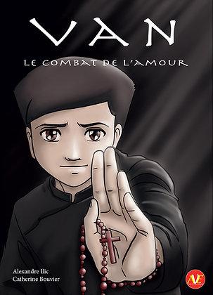 """Manga """"Le combat de l'amour"""""""