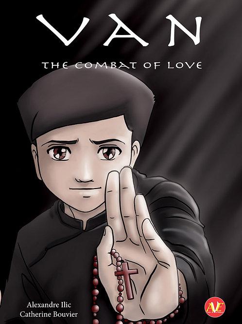 """Manga """"Van, the power of love"""""""