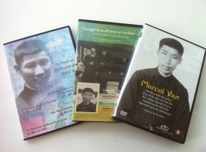 The 3 DVD (european PAL format)