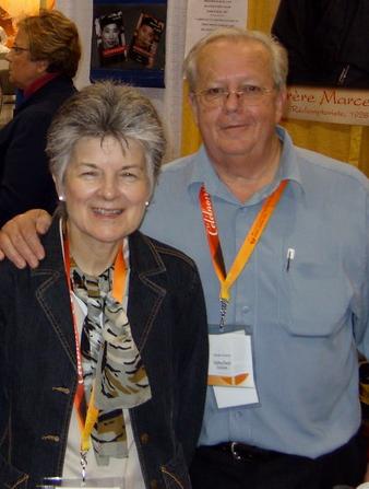 Huguette et Claude Cardinal