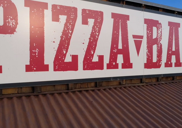 Pizza Barn Commercial