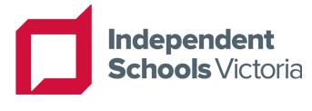 Independent Schools Victoria (ISV)