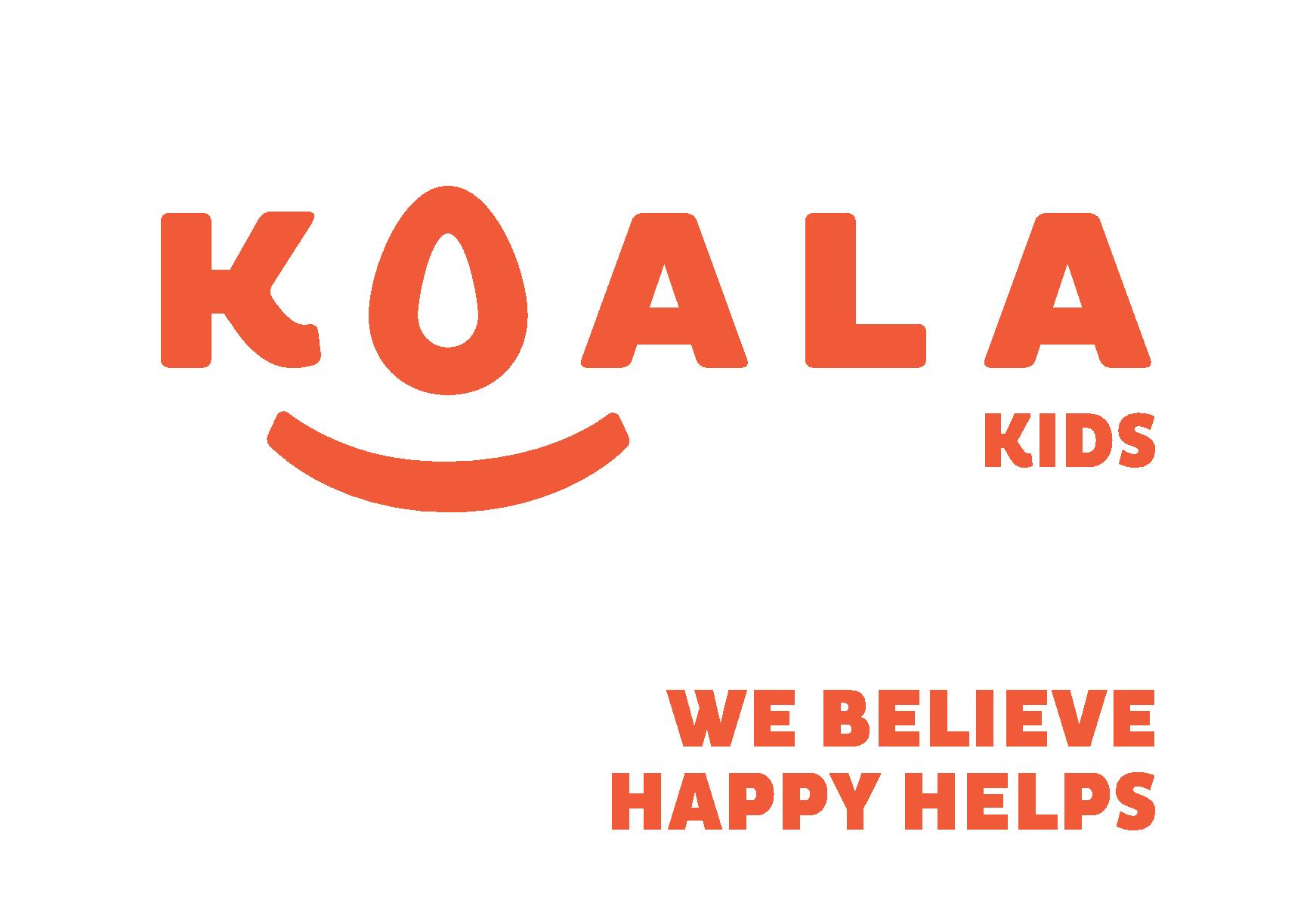 Koala Kids lock up Logo_Tagline