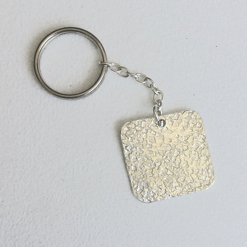 Simple Square Keyring